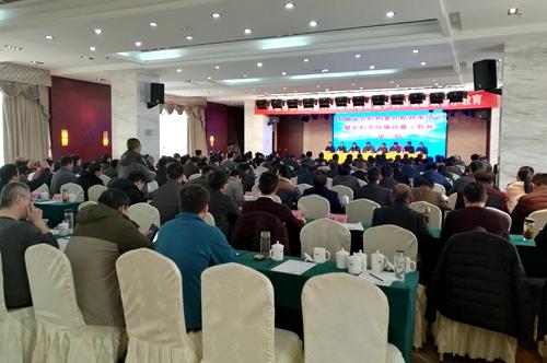 安徽:全省农机购置补贴政策培训暨农机系统廉政警示教育轮训班分三期举办