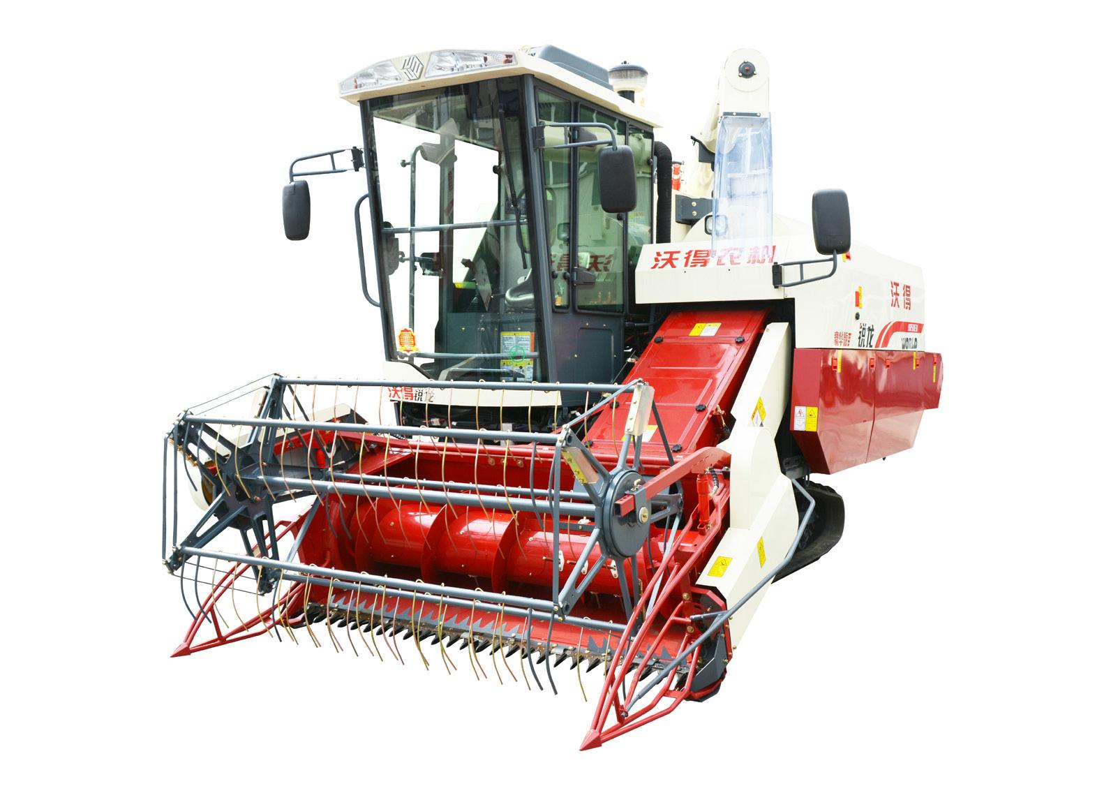2010年雷沃小麦收割机