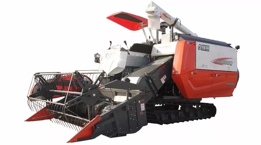 6公斤全喂入水稻收获机竞争力爆表,悄然抢占大喂入量小麦机市场