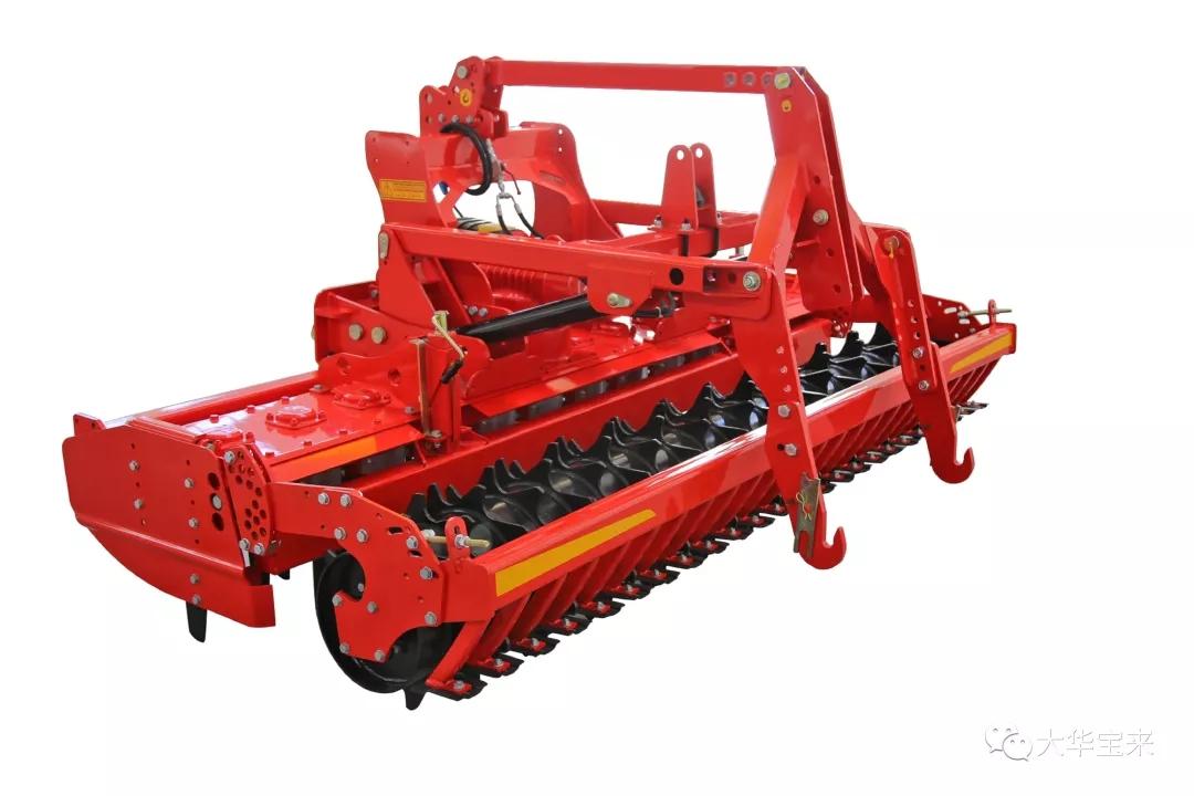 """""""大华宝来""""3.0H加强型动力驱动耙将首次亮相全国农机展"""
